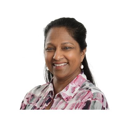 Dr Manjula Rajaratnam