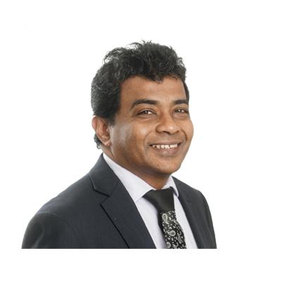 Dr Athula Kosgallana